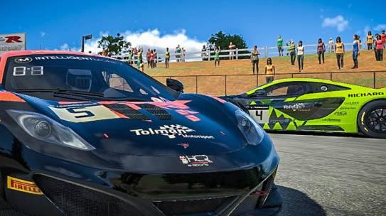 Game On: Tolman Motorsport races into virtual world of sim racing