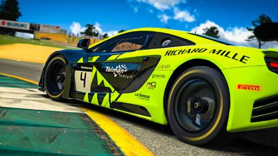 Tolman eSports by HCR to bounce back from troubled debut at Road America