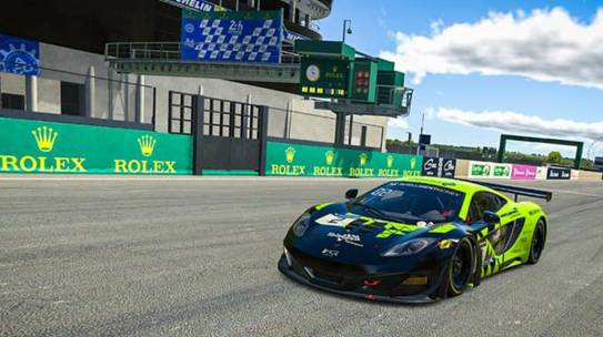 Tolman eSports pursuing Spa 24 Hours triumph after bagging maiden podium at Le Mans