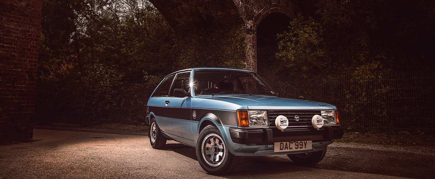 Tolman granted exclusive London Concours entry with beautifully restored Talbot Sunbeam Lotus