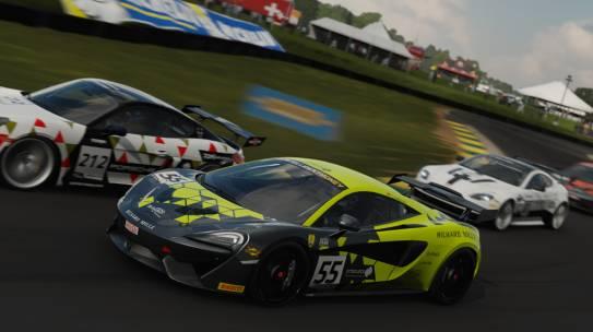 Tolman eSports to consolidate TORA British GT eSports Championship position at Spa
