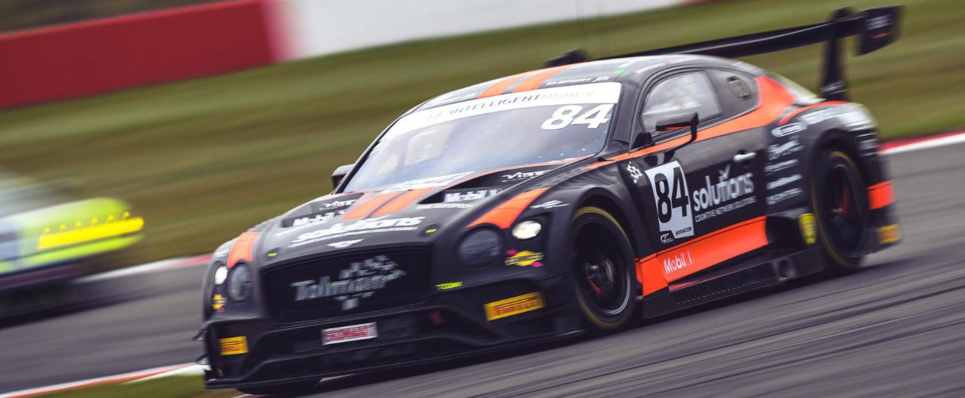 Tolman Motorsport seals class podium on British GT return and Bentley debut